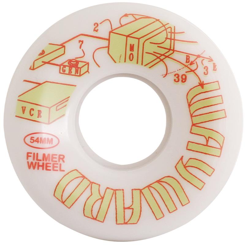 Wayward Funnel Cut Filmer Q2 Wheels 80A 54mm