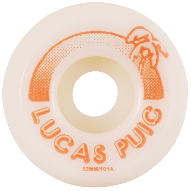 Wayward Lucas Puig Funnel Cut Q2 Wheels 101A 52mm