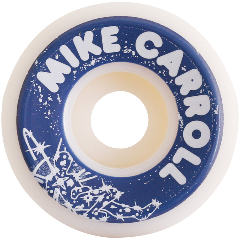Wayward Mike Carroll Funnel Cut Q2 Wheels 101A 53mm