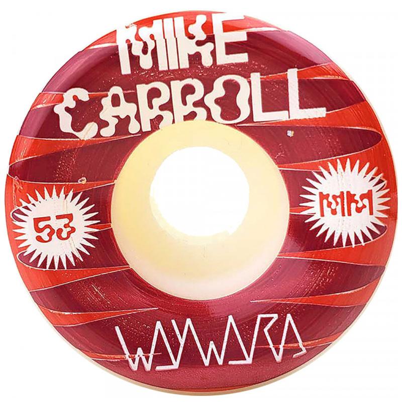 Wayward Mike Carroll Funnel Cut Wheel 53mm