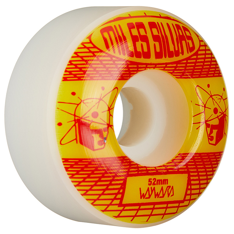 Wayward Miles Silvas Classic Cut Wheel 52mm