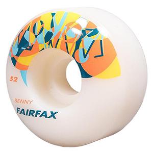 Wayward MIXR Fairfax Wheel Teal 101A 52mm