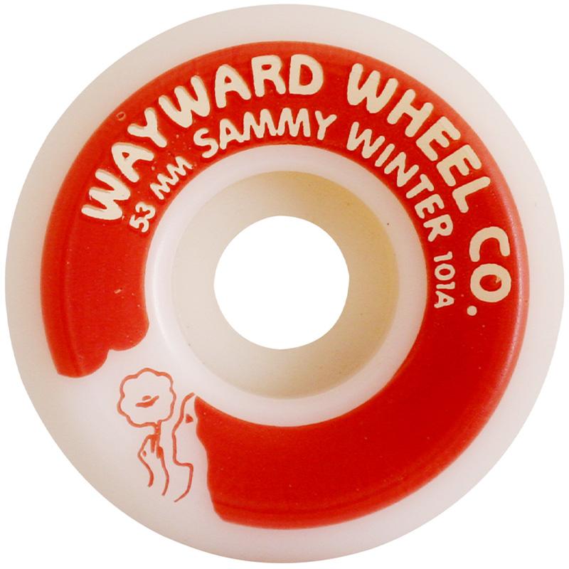 Wayward Sammy Winter Funnel Cut Q2 Wheels 101A 53mm