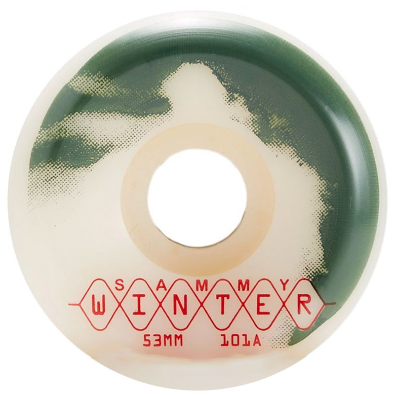 Wayward Sammy Winter Funnel Cut Wheels 101A 53mm