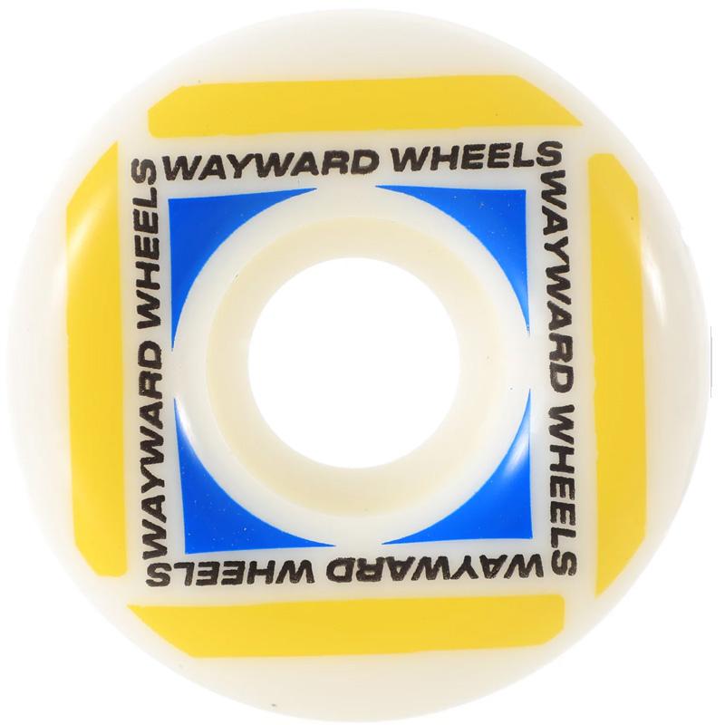 Wayward Waypoint Funnel Cut Q2 Wheels 83B 52mm