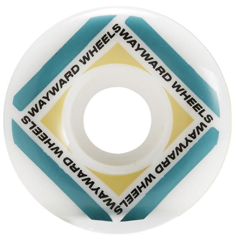 Wayward Waypoint Funnel Cut Q2 Wheels 83B 53mm