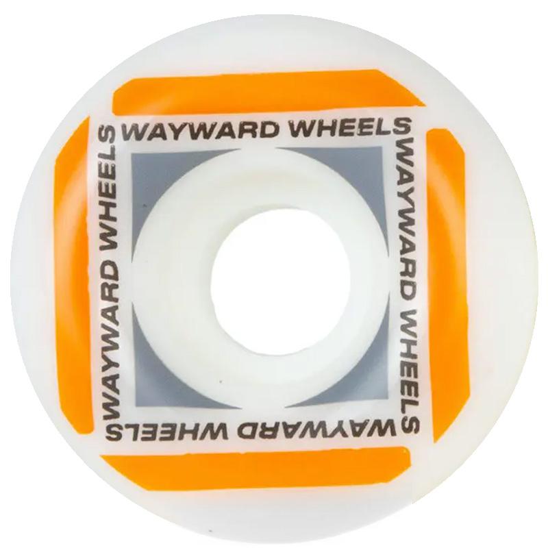 Wayward Waypoint Funnel Cut Q2 Wheels 83B 54mm