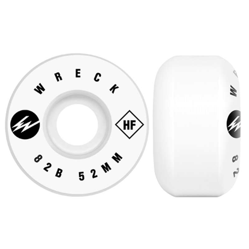 Wreck Havoc Og Formula OrigInal Cut Wheels White 52mm
