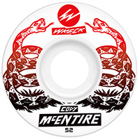 Wreck RF Cody McEntire Tread Original Cut Wheels 83B 52mm