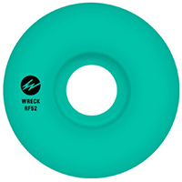 Wreck RF Narrow Cut Wheels Aqua 83B 52mm